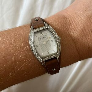 Never worn Fossil watch